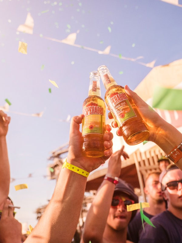 Desperados Flavoured Festival